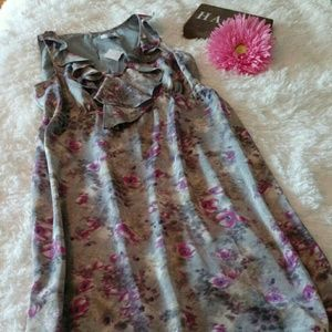 LOFT sleeveless dress size 10P